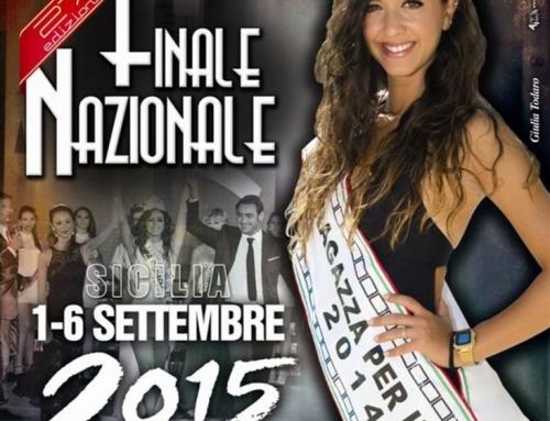 Finale Nazionale Una Ragazza per il Cinema 1 – 6 settembre 2015